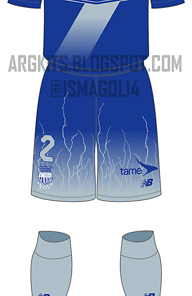 Emelec - Home kit [Fantasy]