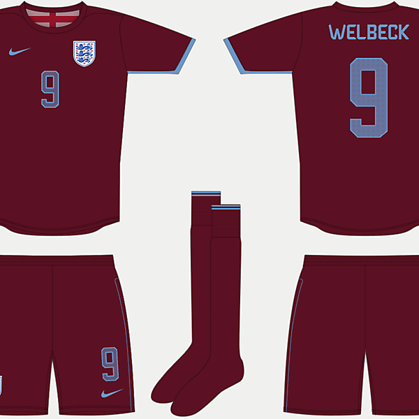 England away shirt - Nike
