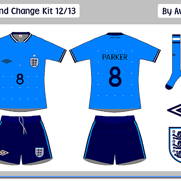 England First & Change Kits