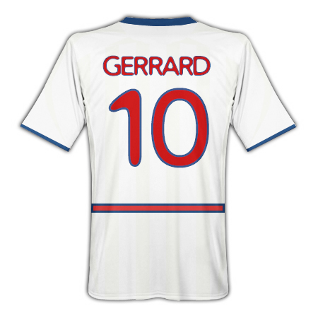 England - Back (Home)