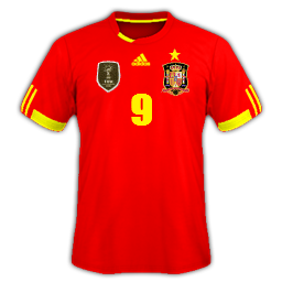 Spain Confederations Cup Adidas Home