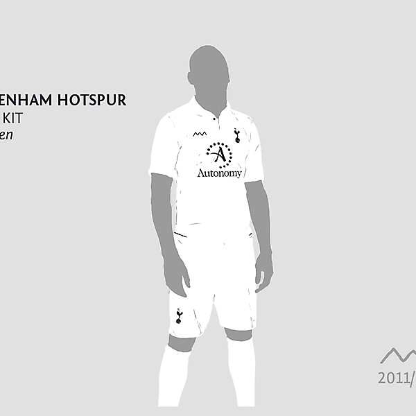 Tottenham Hotspur European by green