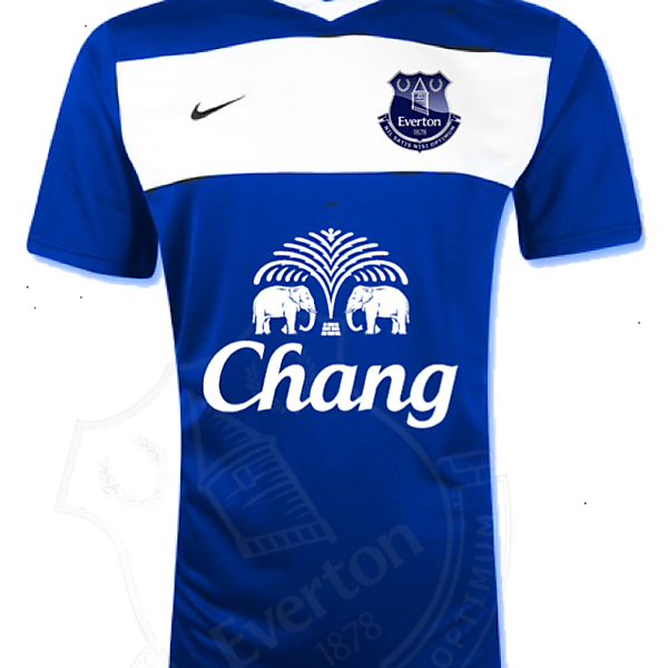 Everton Concept Kits