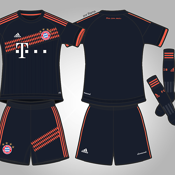 FC Bayern Munich - Third Kit