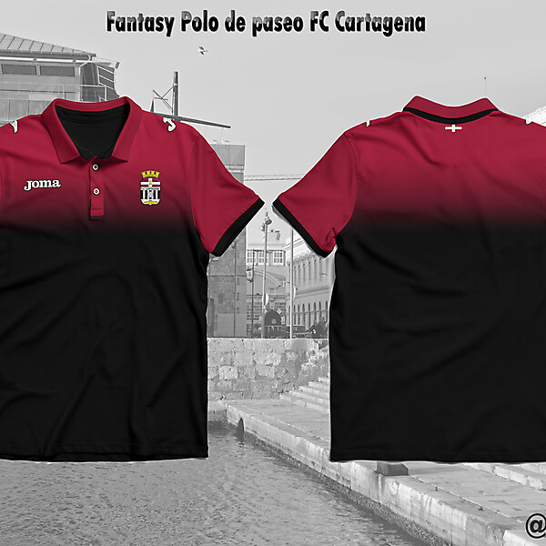 FC Cartagena Polo T-shirt