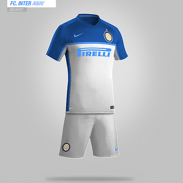FC. Inter Away