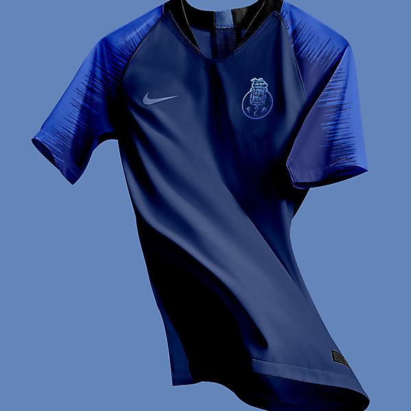 FC Porto Away Nike Kit