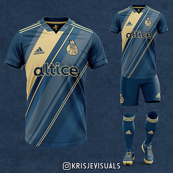 FC Porto x Adidas Third/Champions League