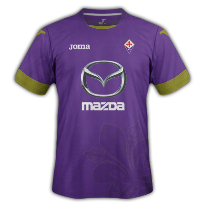 Fiorentina Fantasy Home Kit<br />2014/2015