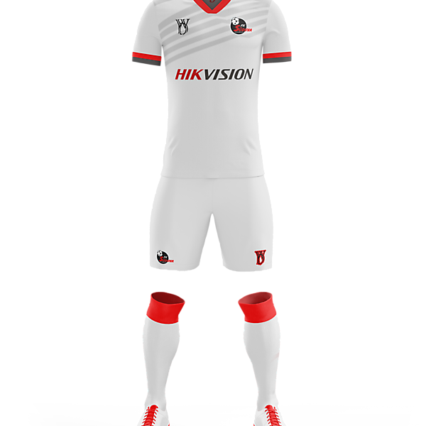 FK Sūduva home kit