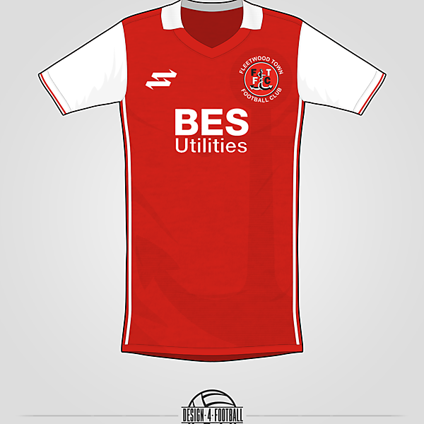 Fleetwood Town FC · Home