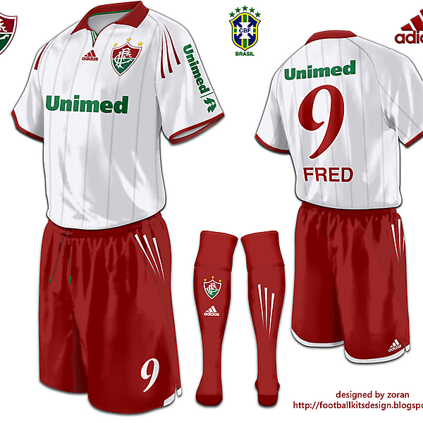Fluminense fantasy away