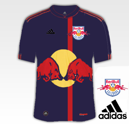 Possible Red Bull Salzburg Shirt 2010/11
