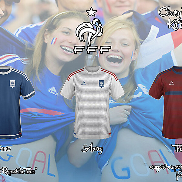 France Adidas Concept 15/16