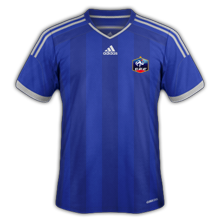 France Adidas Home Concept