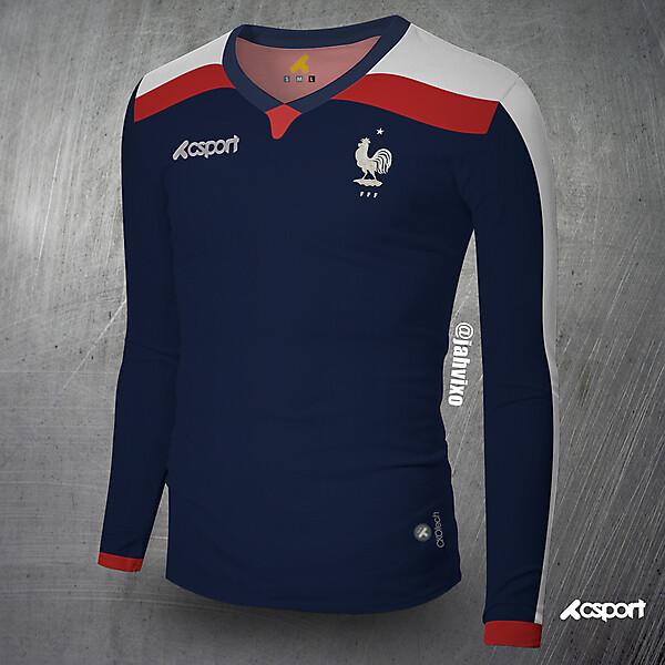 France Classic football shirt