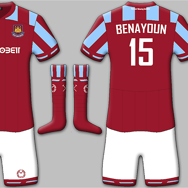 West Ham United - Matan Kit