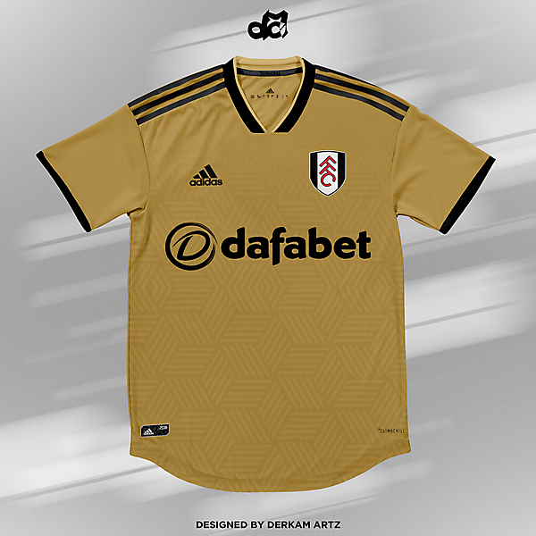 Fulham - Third Kit