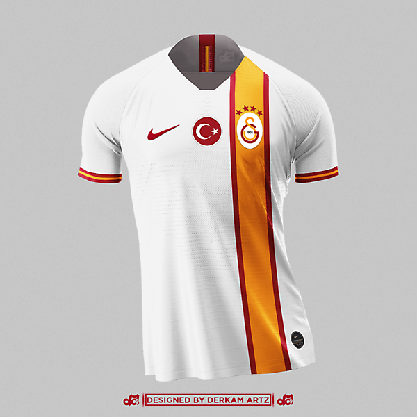 Galatasaray - Away Kit