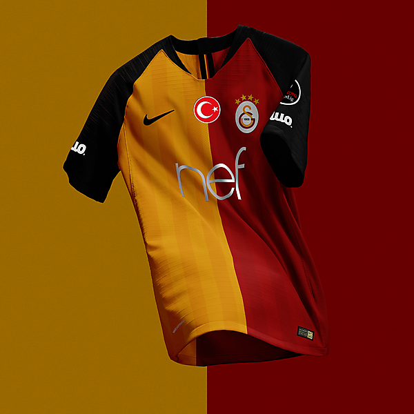 Galatasaray Home 19/20 Concept Kit