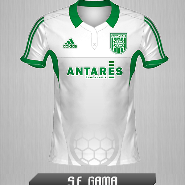 S.E. Gama, Away Shirt