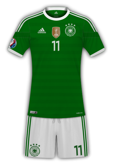 Germany-Away-Concept