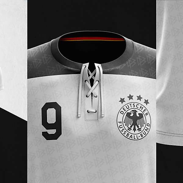 Germany Classic Shirt - Concept