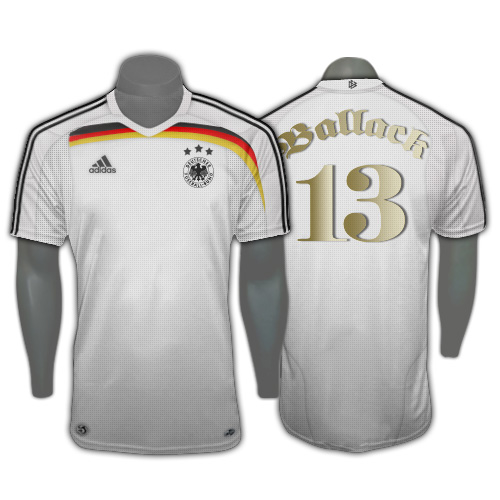 Germany Home (2) WC 2010 Fantasy