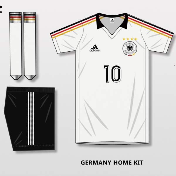 Germany home by adidas