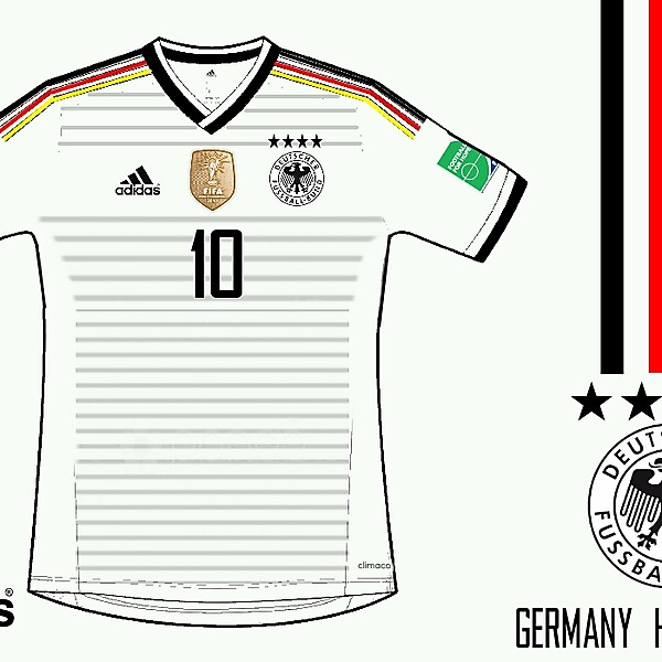 Germany Home Kit Idea/Concept