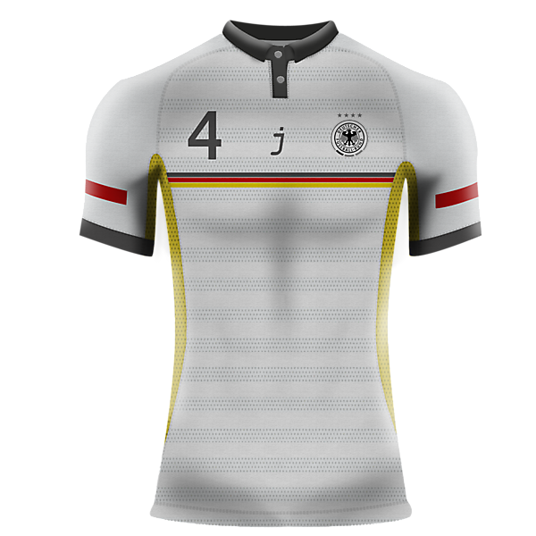 Germany home shirt by J-sports