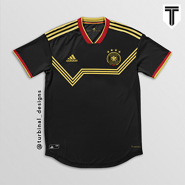 Germany Third Concept Kit
