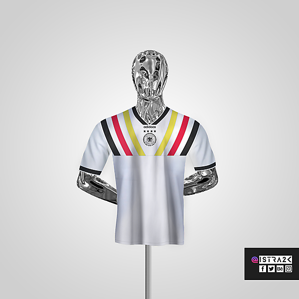 Germany X Adidas - Home