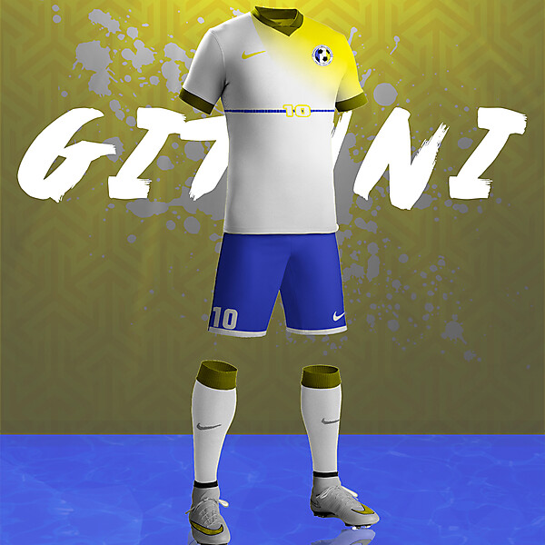 Gitania Home kit