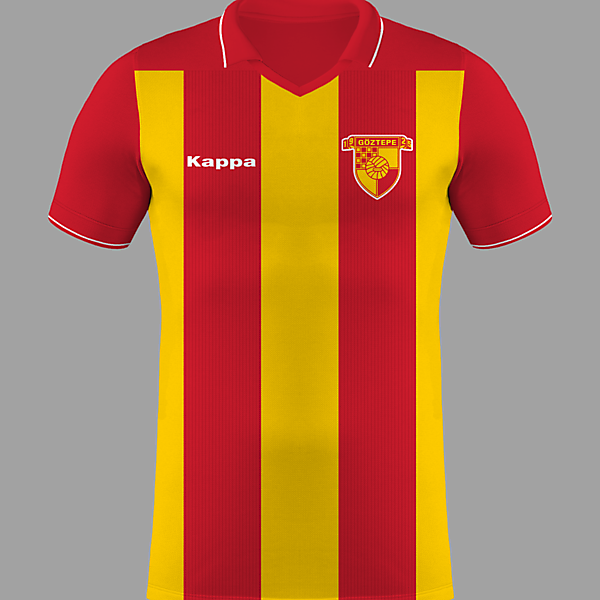 Göztepe Home Kit / Kappa