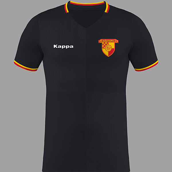 Göztepe Third Kit / Kappa