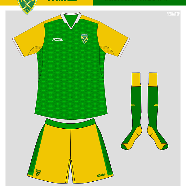 Golden Arrows Home Concept