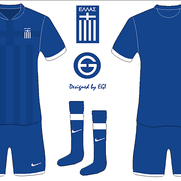 Greece Away Kit