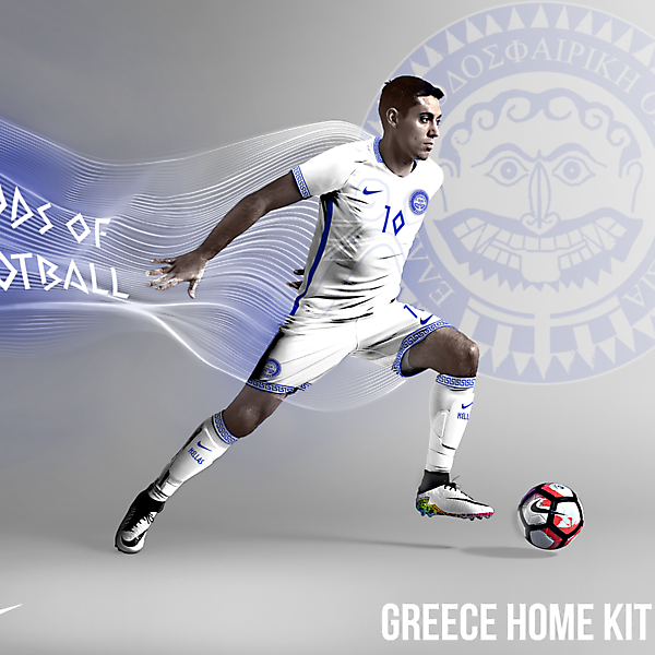 Greece Hoplitai kit Home