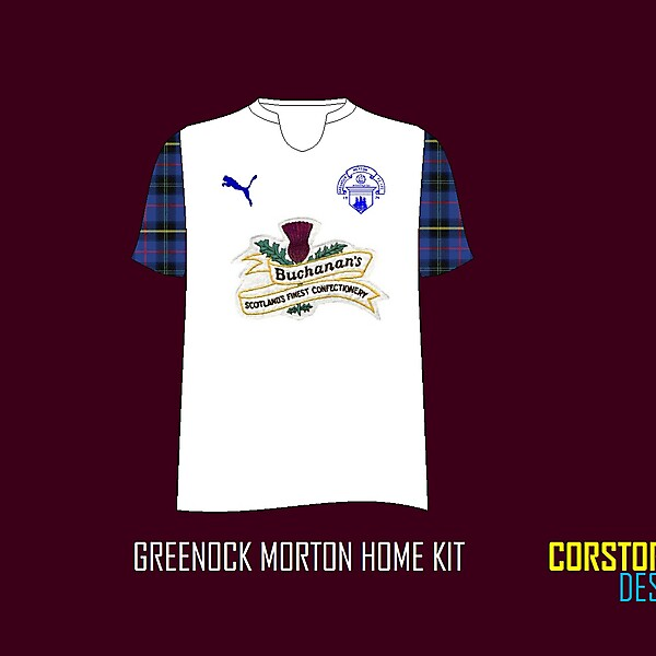 Greenock Morton Home