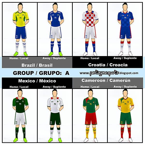 Group / Grupo:  A