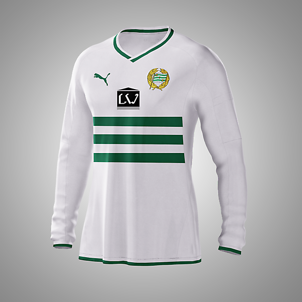 Hammarby IF Home Kit
