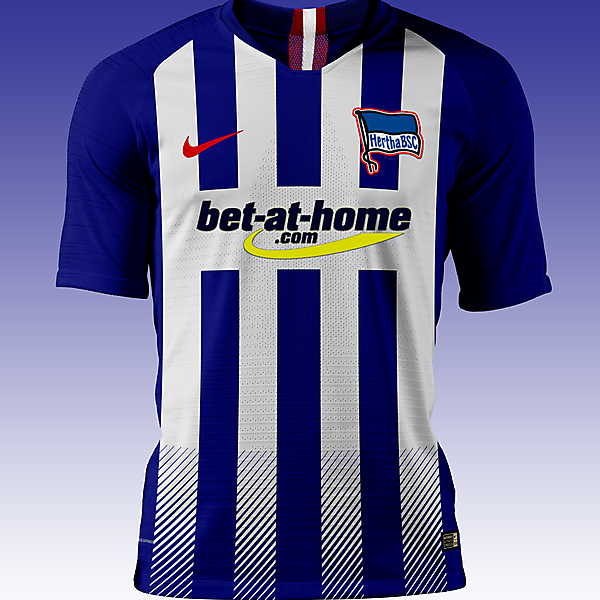 Hertha Berlin Home Concept Kit