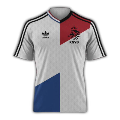 Holland Retro Away Kit