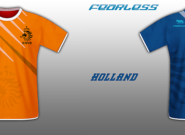 HOLLAND 1 AND 2