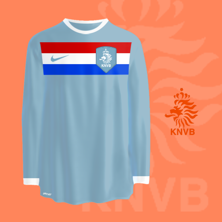 Holland away kit