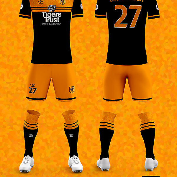 Hull City Away Kit
