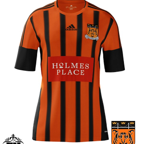 Hull City Home (By Adidas)