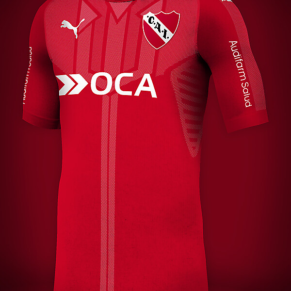 Independiente 2018 Puma