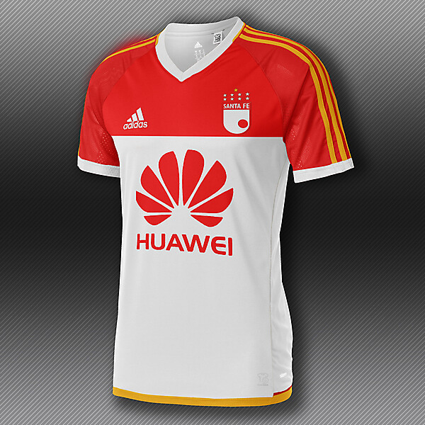 Independiente Santa Fe - Adidas Away Kit